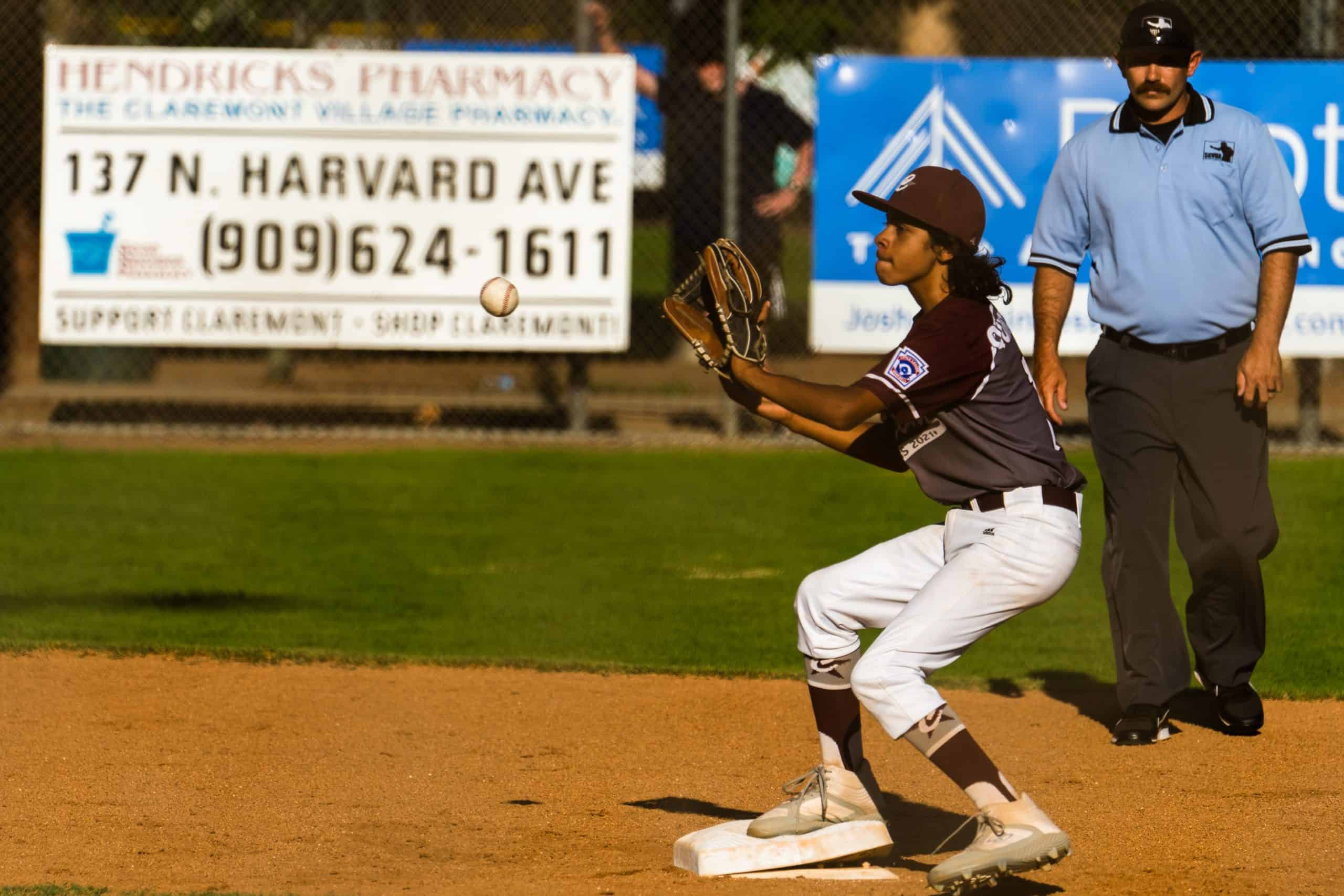 Claremont Little League All Star Game