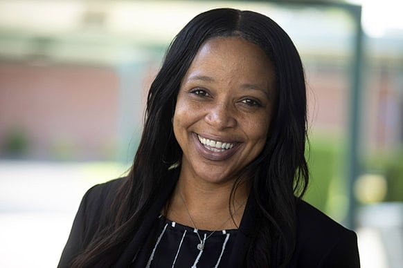 New principal has education in her blood